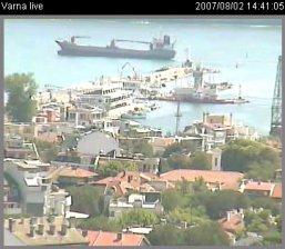 камера от Община Варна