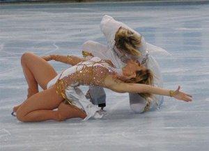 Албена и Максим - една любов върху лед