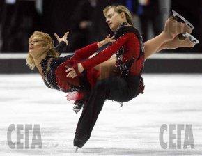 Албена и Максим – кралската двойка на световния лед!