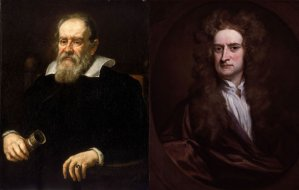 Шифърът на Нютон и Галилео