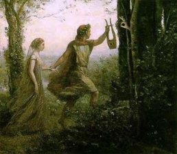 Митът за Орфей и Евридика