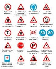 Какво означават знаците?