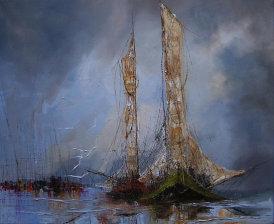 Mystical ships