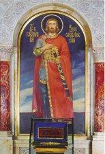 Св. благоверен княз Александър Невски (Алексий)