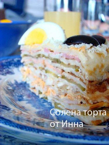 Рецепти торта