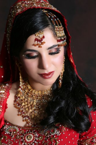 Снимка булка индийка екзотична
