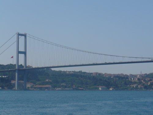 моста над Босвора