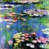 водни лилии -Клод Моне