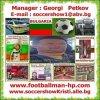 Manager : Georgi Petkov - Soccer - Show - Kristi